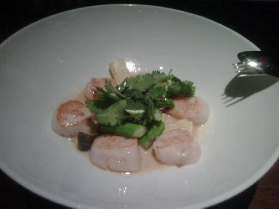 Miso scallop - Picture of Sake Restaurant & Bar, Sydney - TripAdvisor