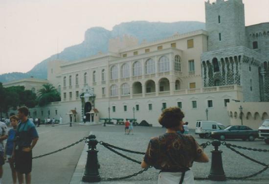 Prince's Palace: Monte Carlo - the Pink Palace