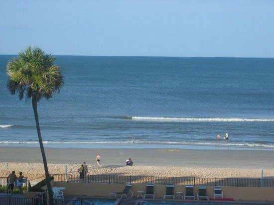 Had A Blast At Ormond Beach What View