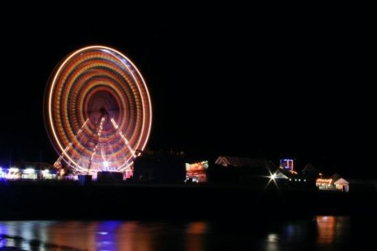 Blackpool Illuminations: Central Pier