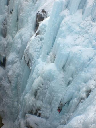 Ouray Ice Park Picture