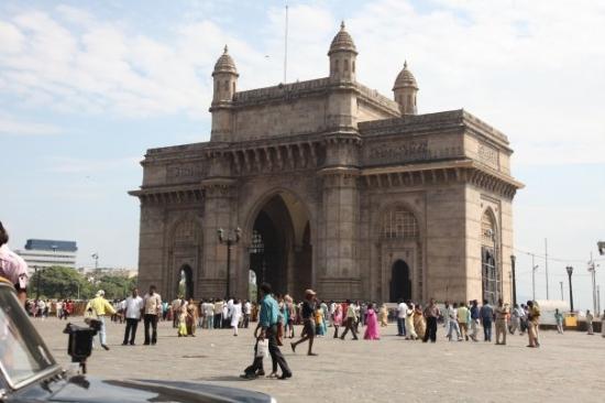 Mumbai (Bombay), Indien: Gateway to India