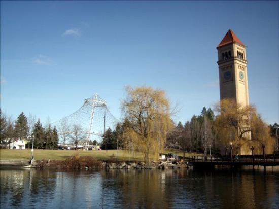 Spokane, WA: Riverfront Park