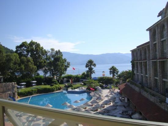 MARTI La Perla Marmaris: The view from our room