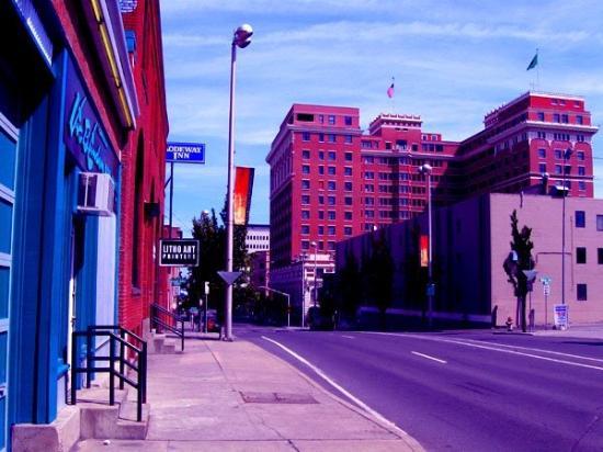 Downtown Spokane: Spokane.