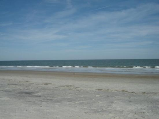 South Beach : Tybee Island