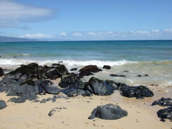 Paia, هاواي: Paia beach