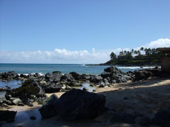 Paia, Hawaï: same beach