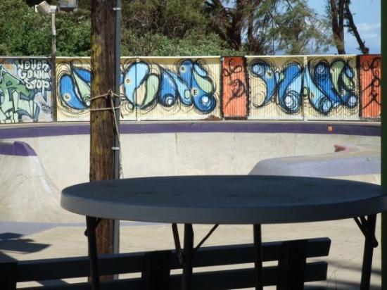 Paia, هاواي: more skate park