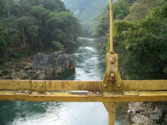 Coban, กัวเตมาลา: Semuc Chempey