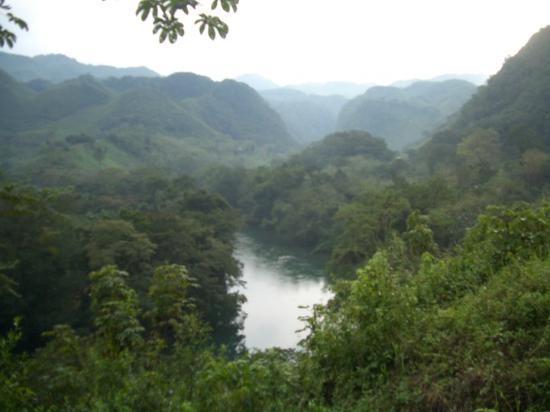 Coban, Guatemala: Semuc Chempey