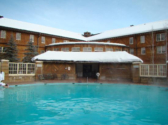 The Pool Picture Of Sun Valley Lodge Sun Valley Tripadvisor