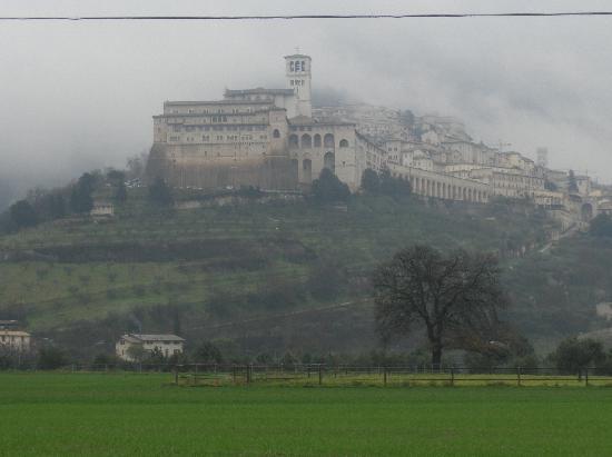 Hotel Perusia: E dopo Perugia ecco Assisi....