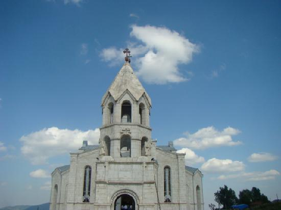 Armenia Hotel: Nearby Armenian Cathedral