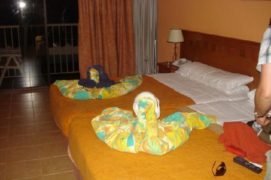 Hotel Roc Barlovento: Rooms