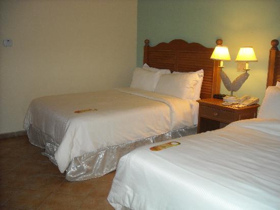Gamboa, Panama: the room