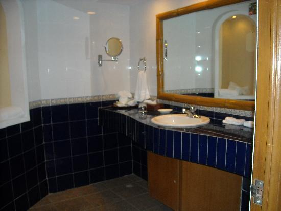 Gamboa Rainforest Resort: The bathroom