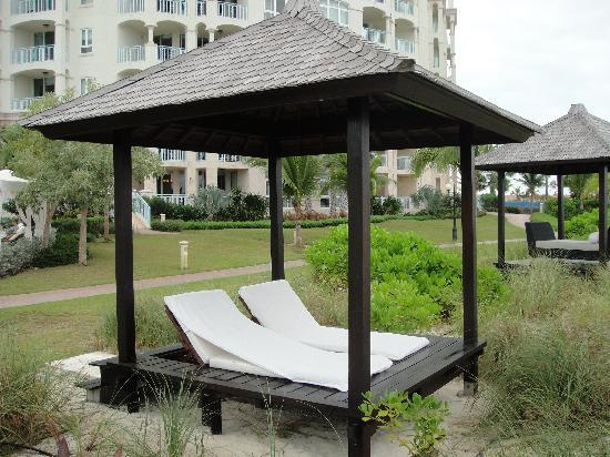 Seven Stars Resort & Spa: Beach Cabana