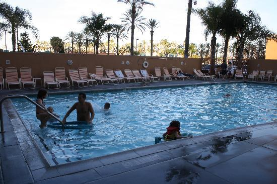My favorite hangout in the hotel picture of anaheim for Garden grove pool fairfield