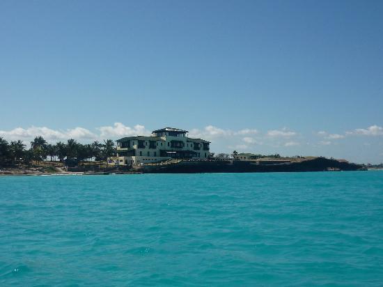 Melia Las Americas: Foto desde Catamarán