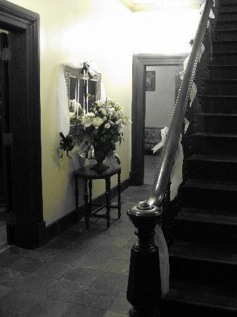 234 Winder St Inn: The hallway