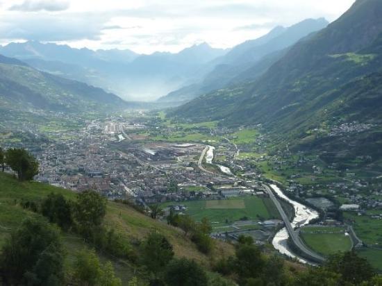Gressan, Italia: Aosta