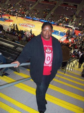 Palace of Auburn Hills: my best friend at the game