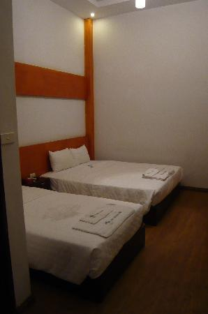 Hanoi Green Tree Hotel: la chambre
