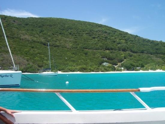 White Bay: Jost Van Dyke