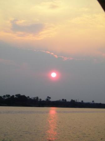 Harare, Zimbabwe: Zambezi sunset