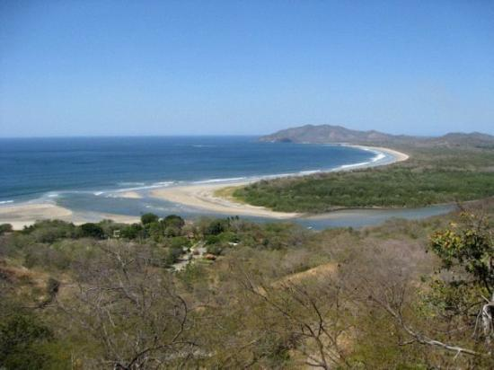 Tamarindo, Costa Rica : The view from our friends Sydney & Henry's house in Costa Rica - amazing!