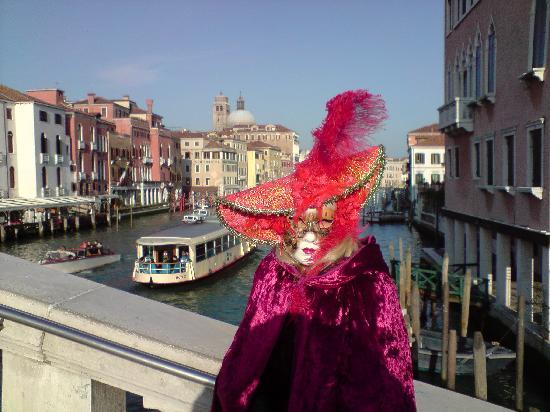 Hotel Carlton on the Grand Canal: our Carnival 2010