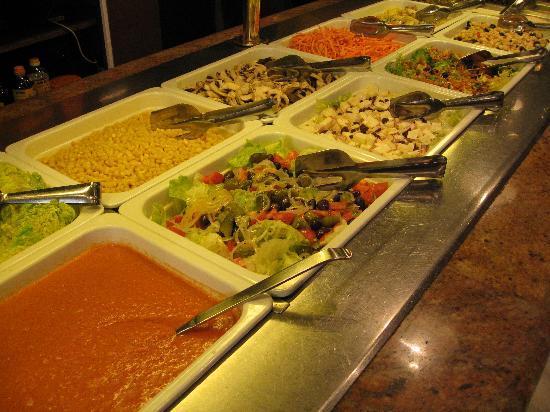 Restaurante La Vaca Paca: entrantes