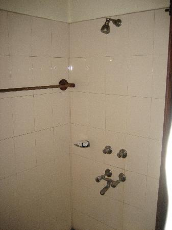 Motty's Homestay: The shower in older room