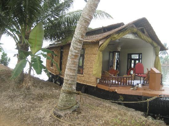 Motty's Homestay: Moni's houseboat