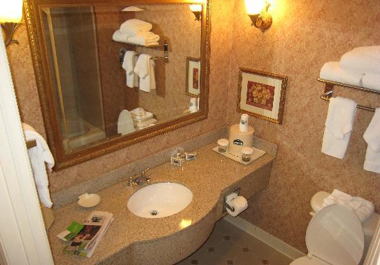 Wingate by Wyndham Orlando International Airport: bath