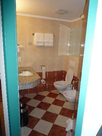 Der Wilhelmshof: Bagno della stanza 502
