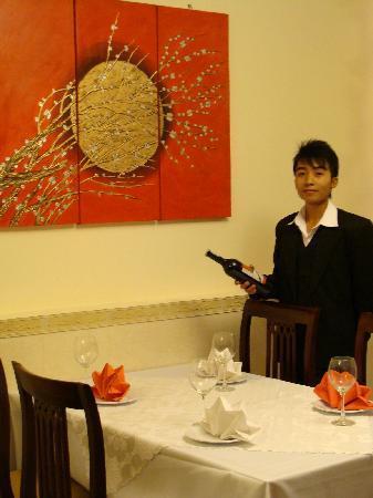 Hanoi Leo Hotel : RESTAURANT