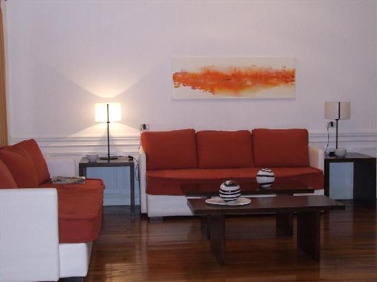 Tres65 Concept: la sala de estar