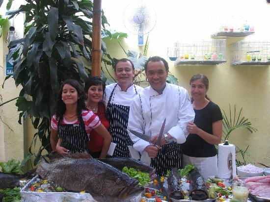 Don Fernando: familia de cocineros
