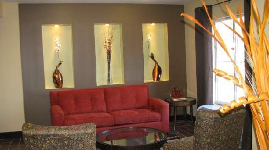 Americas Best Value Inn Crabtree Raleigh: Lobby