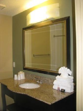 Americas Best Value Inn Crabtree Raleigh : Guest Bathroom