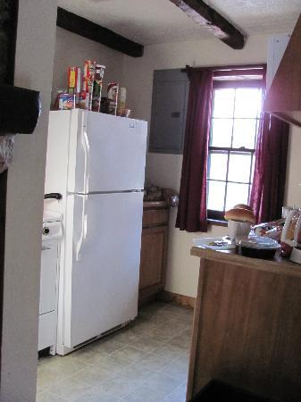 Clifton Forge, VA: our kitchen