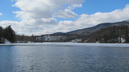 Clifton Forge, VA: view from the fishing area