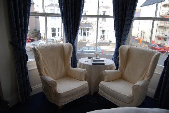 Hafan-y-Mor Guesthouse: Sitting area