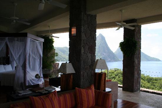 Jade Mountain Resort: Just breathtaking!