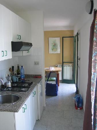La Francesca: Küche, Sottobungalow