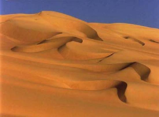 Egypt: great sand sea