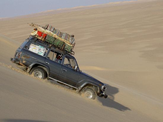 Egypt: cros the duns