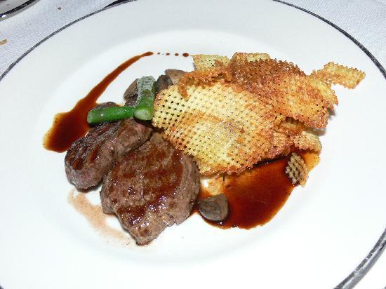 Majestic Elegance Punta Cana Steak At Gourmand Restaurant